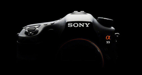 Sony to produce first full frame DSLR with 1080/60p and EVF   EOSHD.com   HDSLR news   Scoop.it