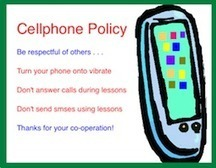 Using Cellphones in the Classroom | Technology for teaching | Scoop.it