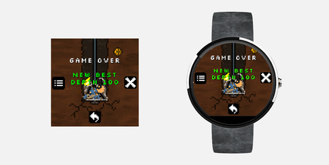 Playing with #Wearable: A Journey in Ultra-Small #Game Design | (I+D)+(i+c): Gamification, Game-Based Learning (GBL) | Scoop.it