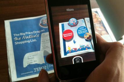 Tesco mixes augmented reality into Price Drop push - Marketing news - Marketing magazine | Augmented Reality News and Trends | Scoop.it