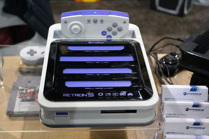 Retron 5 Plays Video Games from 10 Classic Consoles - Tom's Guide | video games | Scoop.it