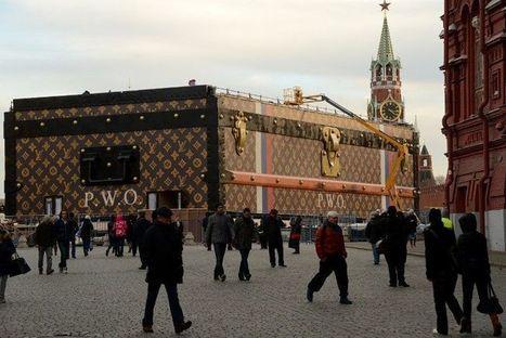 Moscou indigné par une expo Louis Vuitton   Intervalles   Scoop.it