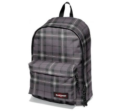 Eastpak Out Of Office Checked Black Backpack School Bag !!! | Eastpak Out of Office Backpack School Bag | Scoop.it
