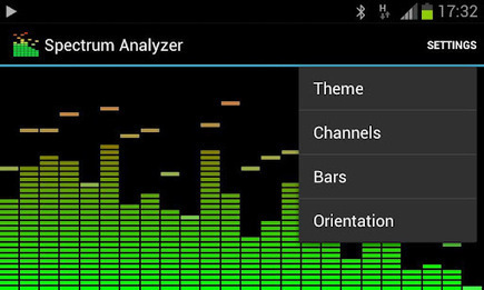 Spectrum Analyzer 2 v2.2.1 (paid) apk download | ApkCruze-Free Android Apps,Games Download From Android Market | Fhg | Scoop.it