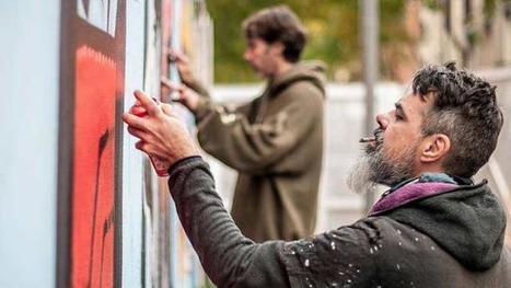 Des artistes de street art à la galerie K au Mans | Les créations de Tarek | Scoop.it