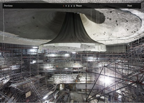 Take a LOOK inside Herzog & de Meuron's unfinished Hamburg concert hall... | The Architecture of the City | Scoop.it
