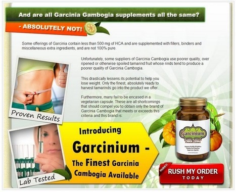 Looking for Garcinium? – Read This First Before BUY!!!   GARCINIUM   Scoop.it