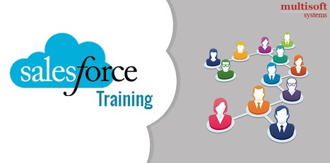 Start a Rewarding Career in Salesforce – Join an Industrial Training Institute | industrial training | Scoop.it