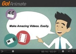 3 Free Websites for Easy Online Animation - EdTechReview | The powerful world of words | Scoop.it
