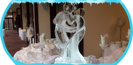 Wedding Ice Sculpture service in Canada | Festiveice | wedding and event planning | Scoop.it