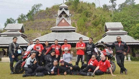 A Thai Strada adventure | theSundaily | Ductalk Ducati News | Scoop.it