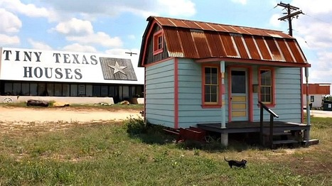 These workshops will teach you to salvage and build an upcycled tiny house - Grist | ultralight living | Scoop.it
