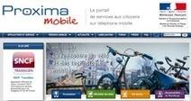 Proxima mobile, les services d'intérêt général sur mobile en France   Machines Pensantes   Scoop.it