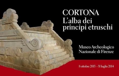 Etruschi, un viaggio imperdibile al museo Archeologico di Firenze ... | Archeologia | Scoop.it