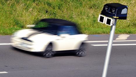 Sécurité routière: 500 radars de plus d'ici trois ans | 694028 | Scoop.it