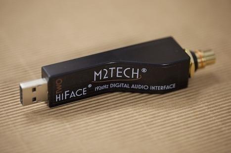 M2Tech lance l'HiFace Two, nouvelle interférence audionumérique USB->S/PDIF de référence | M2Tech | Scoop.it