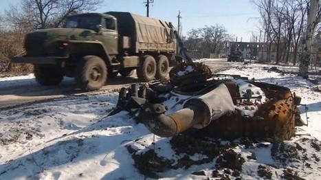 Ukrainian president calls for international peacekeeping mission | Global politics | Scoop.it