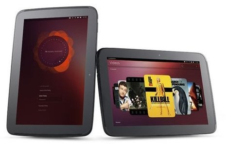 Canonical Unveils Ubuntu on Tablets | Embedded Systems News | Scoop.it