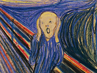 the-scream-just-sold-for-a-record-breaking-119-million.jpg (400x300 pixels) | Dill | Scoop.it