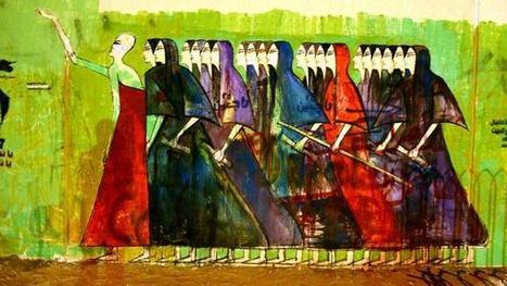 Egypt's powerful street art packs a punch | Looks -Pictures, Images, Visual Languages | Scoop.it