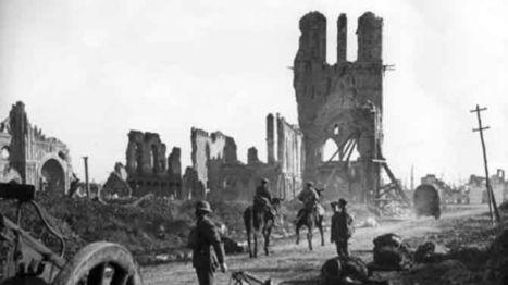Le match de la trêve de Noël commémoré à Ypres | Nos Racines | Scoop.it