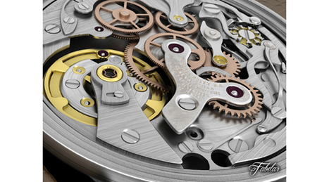 Mechanism Rolex/ Mecanismes Rolex 3D | 3D Library | Scoop.it