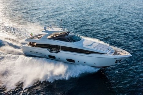 Le Ferretti 960 Motor Yacht : le nouveau joyau :. | L'essentiel Luxe & Lifestyle | Scoop.it