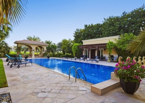Emirates Hills villa with Montgomery Golf Club views –at Dh59m? | Real Estate News Dubai | Scoop.it