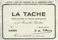 Domaine de la Romanée Conti, La Tâche, 2010 | vente de vins entre particuliers | Prix de vente : 2 250,00 € | Annonces vin particuliers | Scoop.it
