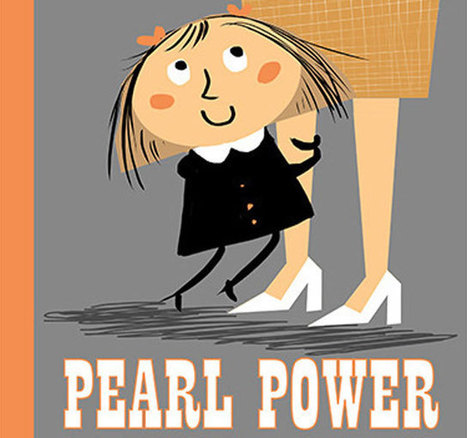 Pearl Power: A new children's book promoting gender equality - Parentdish | Boys do cry too! | Scoop.it