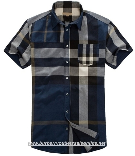Burberry Classic Mens T-Shirt 048 Blue [B003482] - $90.00 : Burberry Outlet Stores,Burberry Outlet Online,Cheap Burberry For Sale | Burberry | Scoop.it