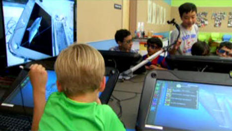 Los Altos School District Tries Out Virtual Reality in the Classroom   Teacher Tools and Tips   Scoop.it