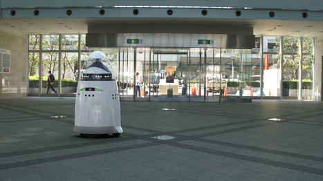 This crime-predicting robot aims to patrol our streets by 2015 | Updated News | Scoop.it