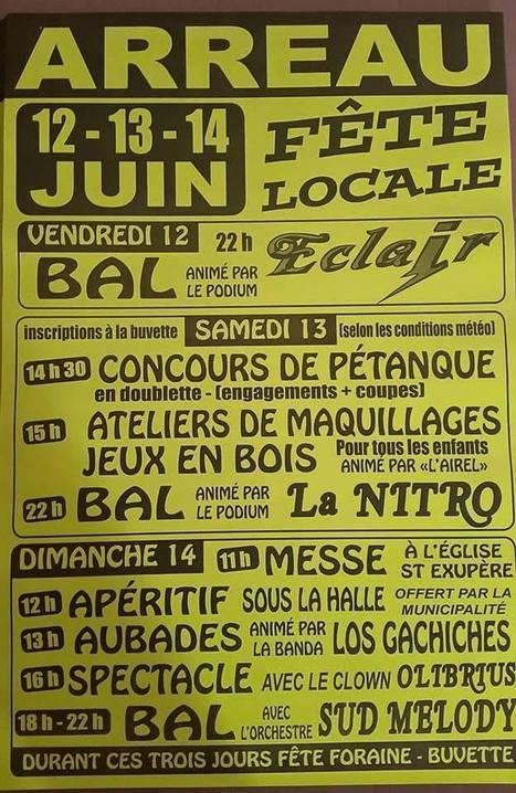 Fête d'Arreau du 12 au 14 juin | Vallée d'Aure - Pyrénées | Scoop.it