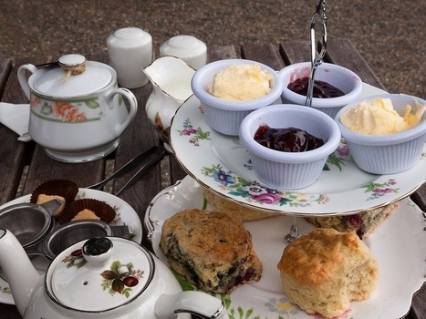How cream teas and pasties are helping tourism | ESRC press coverage | Scoop.it