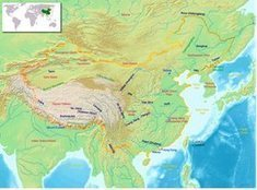 Ancient China banner - China's Geography | Ancient China | Scoop.it