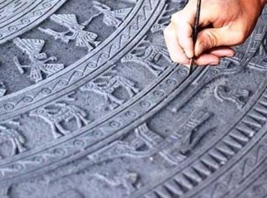World's biggest bronze drum cast in Thanh Hoa - VietNamNet Bridge   Urban revolition   Scoop.it