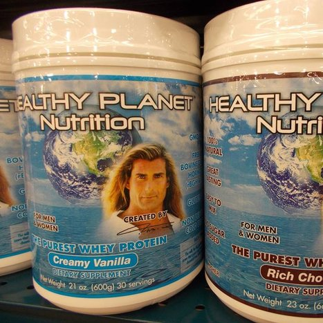 Fabio is literally picking up men in Whole Foods to promote his protein powder | Scott's Linkorama | Scoop.it