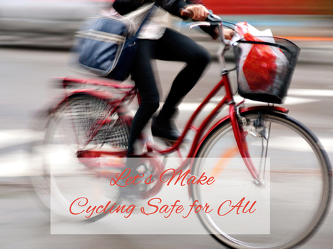Cycling Safety For All | | Rolling Horse Community Bikes | Scoop.it