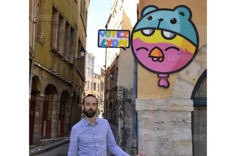 Pec : « Lyon m'émerveille depuis tout gamin, on a une ville magnifique » | Le Mac LYON dans la presse | Scoop.it