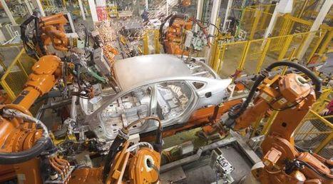 La rivoluzione digitale nell'industria manifatturiera europea   Italiandirectory.Review   Scoop.it