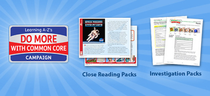 Reading A-Z: The online reading program with downloadable books to print and assemble | First Grade | Scoop.it