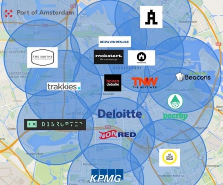 Amsterdam sera la première ville connectée en LoRaWAN | Internet du Futur | Scoop.it