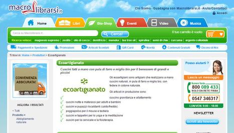 Ecoartigianato su Macrolibrarsi | Ecoartigianato | Scoop.it