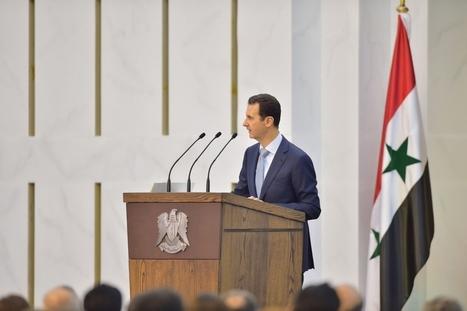 Syrie - Assad montre son premier signe de faiblesse   Think outside the Box   Scoop.it
