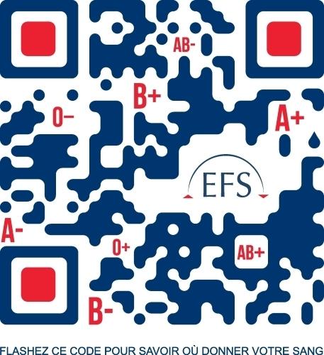 Don du sang : Flashez ce code pour savoir où donner votre sang | QRdressCode | Scoop.it