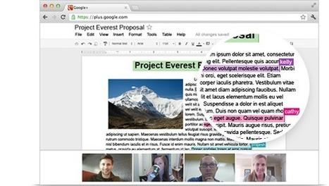 Google Hangouts - Visioconférence pro   E-apprentissage   Scoop.it
