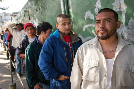 In Immigration Bill, Deportees See Hope for Second Chance | Government aaaand Law | Scoop.it