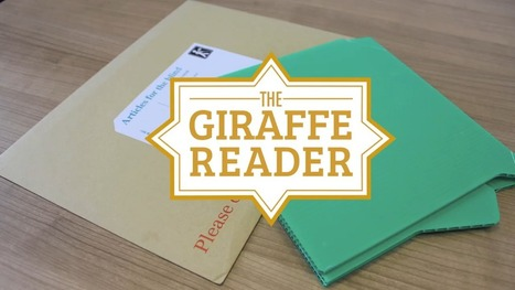 OCR scanning for Blind iPhone users - the Giraffe Reader | inclusive solutions | Scoop.it