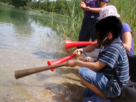 Écouter l'eau qui chante | DESARTSONNANTS - CRÉATION SONORE ET ENVIRONNEMENT - ENVIRONMENTAL SOUND ART - PAYSAGES ET ECOLOGIE SONORE | Scoop.it